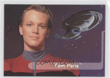 1995 SkyBox Star Trek Voyager [???] #E5 - [Missing]