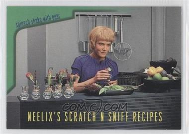 1995 SkyBox Star Trek Voyager [???] #R6 - [Missing]