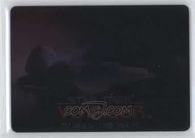 1995 SkyBox Star Trek: Voyager Season One Series 2 - SkyMotion #NoN - U.S.S. Voyager