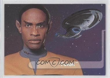 1995 SkyBox Star Trek: Voyager Season One Series 2 Embossed Crew #E3 - [Missing]
