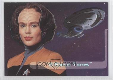 1995 SkyBox Star Trek: Voyager Season One Series 2 Embossed Crew #E4 - [Missing]