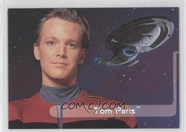 1995 SkyBox Star Trek: Voyager Season One Series 2 Embossed Crew #E5 - [Missing]