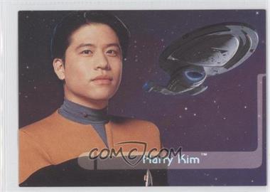1995 SkyBox Star Trek: Voyager Season One Series 2 Embossed Crew #E6 - [Missing]