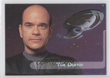 1995 SkyBox Star Trek: Voyager Season One Series 2 Embossed Crew #E7 - [Missing]