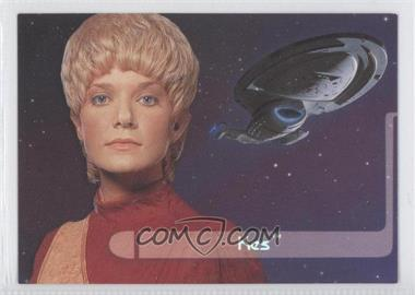1995 SkyBox Star Trek: Voyager Season One Series 2 Embossed Crew #E8 - Kes