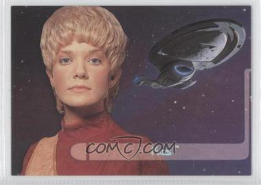 1995 SkyBox Star Trek: Voyager Season One Series 2 Embossed Crew #E8 - [Missing]