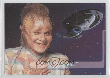 1995 SkyBox Star Trek: Voyager Season One Series 2 Embossed Crew #E9 - [Missing]