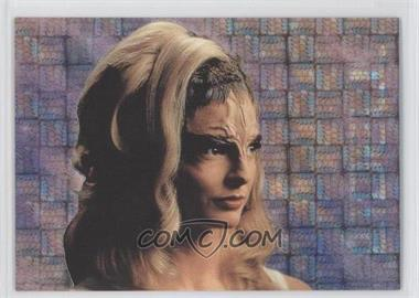 1995 SkyBox Star Trek: Voyager Season One Series 2 Xenobio Sketches #S-8 - Lidell
