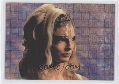 1995 SkyBox Star Trek: Voyager Season One Series 2 Xenobio Sketches #S-8 - [Missing]
