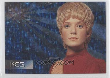 1995 SkyBox Star Trek: Voyager Season One Series 2 Xenobio Sketches #S-9 - Kes
