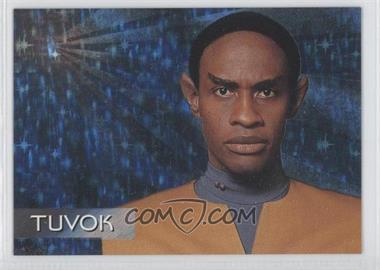 1995 SkyBox Star Trek: Voyager Series 1 [???] #3 - [Missing]