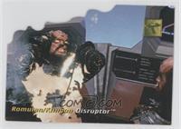 Romulan/Klingon Disruptor