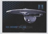 Ships - U.S.S. Excelsior NCC-2000