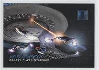 Ships - U.S.S. Odyssey: Galaxy-Class Starship