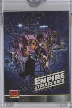 1995 Topps Star Wars Galaxy Series 3 - [Base] - Topps Vault Blank Back #N/A - [Missing] /1