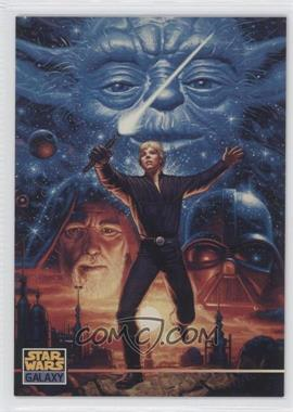 1995 Topps Star Wars Galaxy Series 3 - Promos #P6 - [Missing]