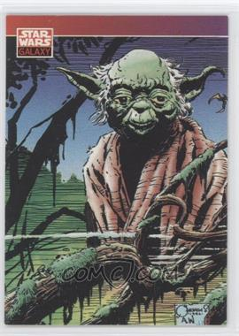 1995 Topps Star Wars Galaxy Series 3 [???] #120 - [Missing]