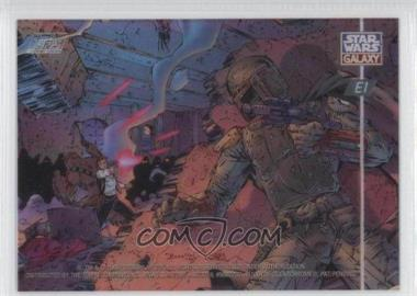 1995 Topps Star Wars Galaxy Series 3 [???] #13 - [Missing]