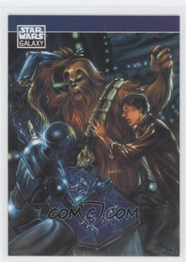 1995 Topps Star Wars Galaxy Series 3 [???] #P5 - [Missing]