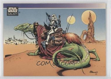 1995 Topps Star Wars Galaxy Series 3 [???] #PN/A - [Missing]