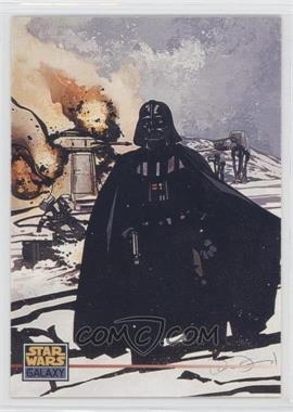 1995 Topps Star Wars Galaxy Series 3 Promos #P3 - [Missing]