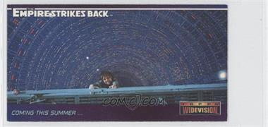 1995 Topps Star Wars: The Empire Strikes Back Widevision - Promos #P4 - [Missing]