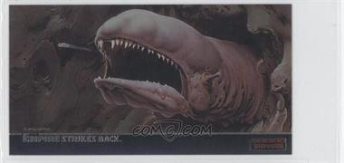 1995 Topps Star Wars: The Empire Strikes Back Widevision Finest Chromium #C-6 - [Missing]