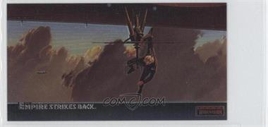 1995 Topps Star Wars: The Empire Strikes Back Widevision Finest Chromium #C-N/A - [Missing]