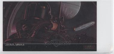 1995 Topps Star Wars Widevision Finest Chrome #C-6 - [Missing]
