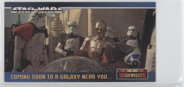 1995 Topps Star Wars Widevision Promos #SWP1 - [Missing]