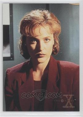 1995 Topps The X Files Season 1 - [Base] #05 - Dana Scully