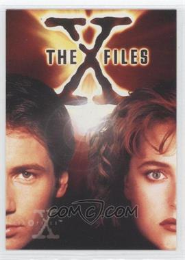 1995 Topps The X Files Season 1 - [Base] #64 - Promotional Illustration