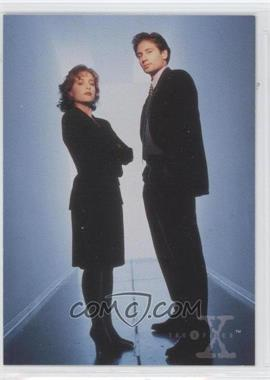 1995 Topps The X Files Season 1 Promos #02 - [Missing]