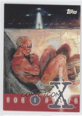 1995 Topps The X Files Season 1 Promos #P4 - Fetal Position