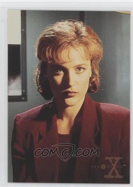1995 Topps The X Files Season 1 #05 - Dana Scully