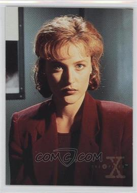1995 Topps The X Files Season 1 #05 - Scully, Dana Katherine