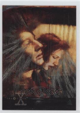1995 Topps The X Files Season 1 #29 - Darkness Falls