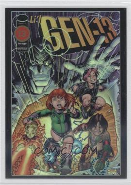 1995 WildStorm Archives Gen13 Holofoil #G1 - Li'l Gen13