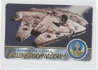 Rebel Alliance File - Millennium Falcon