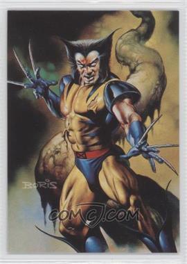 1996 Fleer Marvel Masterpieces #6 - [Missing]