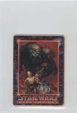 1996 Metallic Impressions Star Wars Dark Empire II #N/A - The Galaxy Weapon