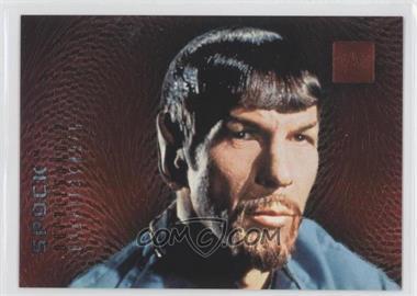 1996 SkyBox 30 Years of Star Trek Phase 2 - Doppelgangers #F2 - Spock