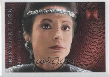 1996 SkyBox 30 Years of Star Trek Phase 2 - Doppelgangers #F7 - Kira