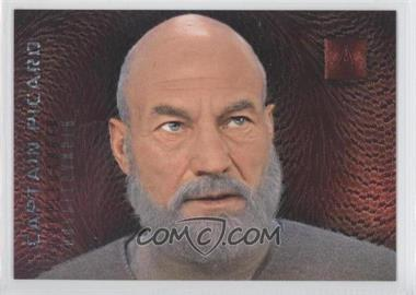 1996 SkyBox 30 Years of Star Trek Phase 2 Doppelgangers #F4 - Captain Picard