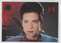 Personnel - Lt. Commander Jadzia Dax