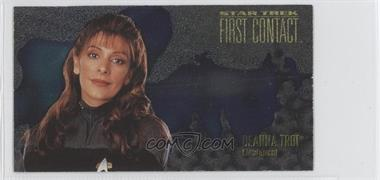 1996 SkyBox Star Trek: First Contact Cinema Collection - Characters #C5 - Deanna Troi