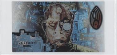 1996 SkyBox Star Trek: First Contact Cinema Collection - Techno-Cell Borg #B6 - Cardassian Borg