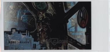 1996 SkyBox Star Trek: First Contact Cinema Collection - Techno-Cell Borg #B8 - Borg Alcove
