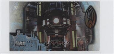 1996 SkyBox Star Trek: First Contact Cinema Collection - Techno-Cell Borg #B9 - Borgified Engineering