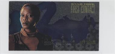 1996 SkyBox Star Trek: First Contact Cinema Collection Characters #C10 - Lily Sloane